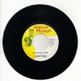 Gregory Isaacs - Black A Kill Black / version (African Museum) UK 7""